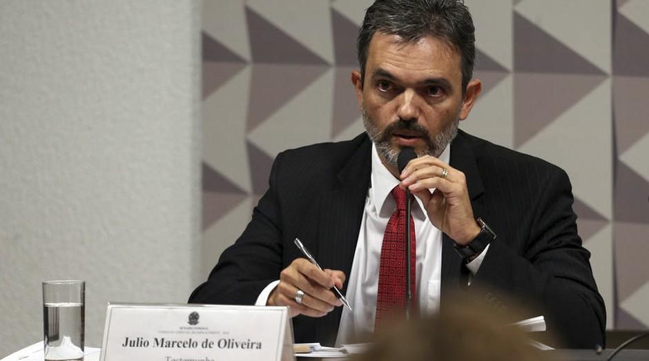 Julio Marcelo de Oliveira, Procurador do Ministério Público junto ao Tribunal de Contas da União (TCU)  (Foto: Estadão Conteúdo)