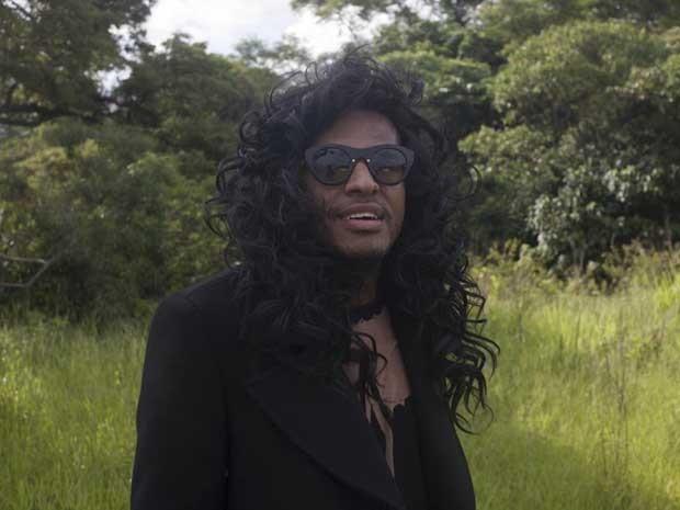 O rapper Rico Dalasam (Foto: Divulgação)