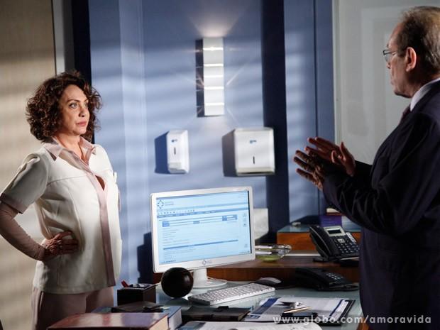 Herbert confessa que quer se casar (Foto: Amor à Vida/ TV Globo)