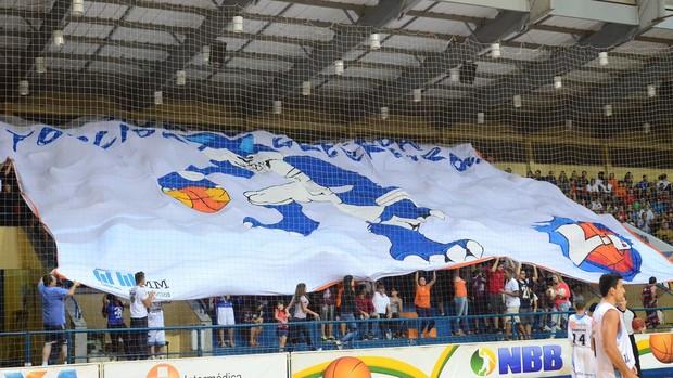 Liga Sorocabana LSB NBB bandeirão (Foto: Della Rocca/LSB)