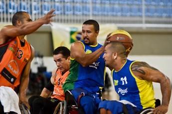 Ascamte - Segunda Divisão Brasileiro de Basquete em Cadeira de Rodas  (Foto: Divulgação/CBBC )