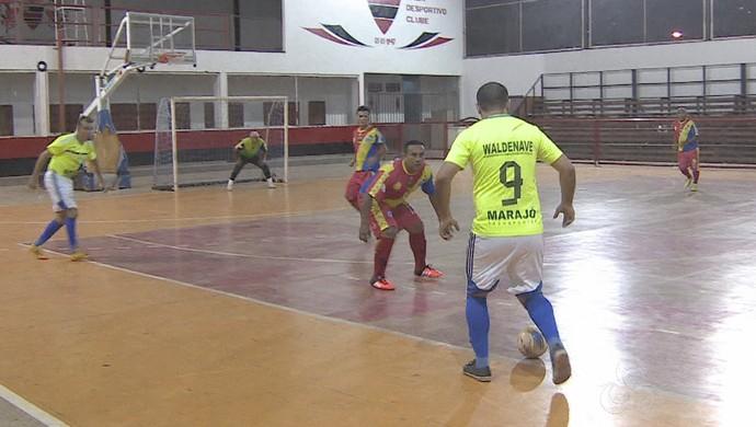 Futsal; Amapá (Foto: Reprodução/Rede Amazônica no Amapá)