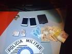 Polícia Militar prende jovem por tráfico de drogas em Taguaí