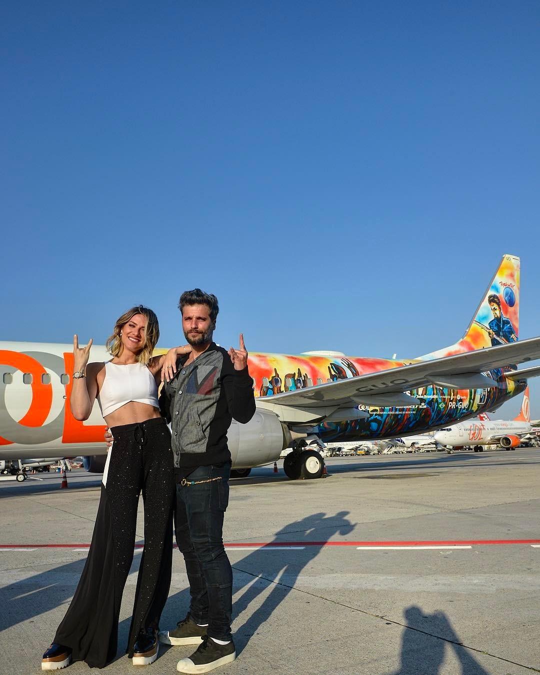 Giovanna e Bruno (Foto: Reprodução/Instagram)