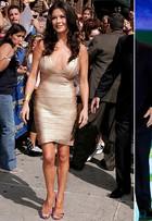 Fernanda Lima usa vestido igual ao de Catherine Zeta-Jones