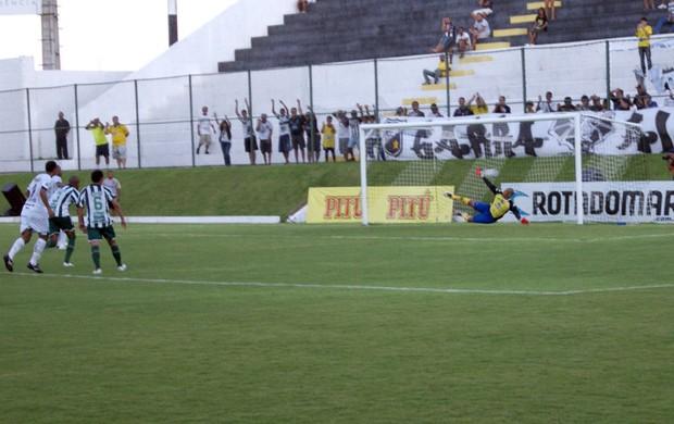 ABC x Assu, no Estádio Frasqueirão (Foto: Augusto Gomes)