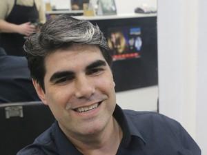 Marcello Chiodo é candidato a prefeito de Porto Alegre (Foto: Fabiana Bonugli/G1)