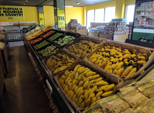 ozharvest-market-mercado-com-produtos-reaproveitados-australia-1 (Foto: Divulgação)