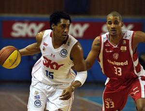 Márcio Dornelles Pinheiros basquete (Foto: João Pires / Divulgação)