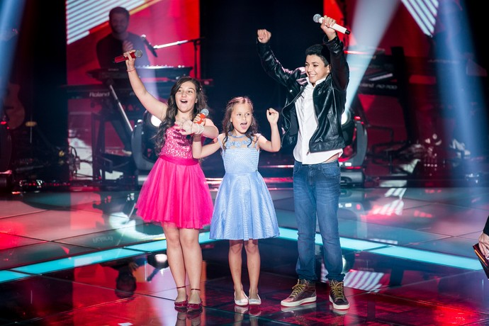 the voice kids (Foto: Isabella Pinheiro / Gshow)