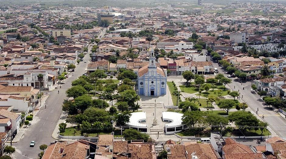 Sobral: cidade será o centro do empreendedorismo brasileiro em agosto (Foto: Wiki Commons)