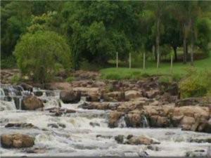 Vazão do Rio Piracicaba está baixa em fevereiro (Foto: Reprodução EPTV)