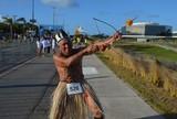 FOTOS: Veja como foi a Meia Maratona Cabo Branco, na orla de João Pessoa