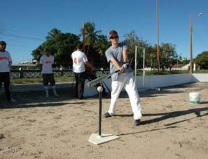 Natal Solaris é a única equipe de beisebol do Rio Grande do Norte (Foto: Divulgação)
