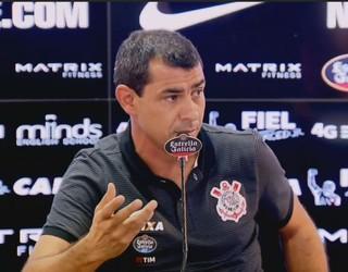 Fábio Carille Corinthians (Foto: reprodução)