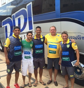 Picos embarca para Teresina (Foto: Divulgação )