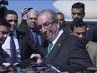 Cunha pede à CCJ que processo de cassação volte ao Conselho de Ética