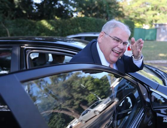 O deputado federal Lúcio Vieira Lima (PMDB - BA) (Foto: Fabio Rodrigues Pozzebom/Agencia Brasil)