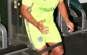 Após atrito com Enderson, Patrick dá volta por cima no Goiás com Condé