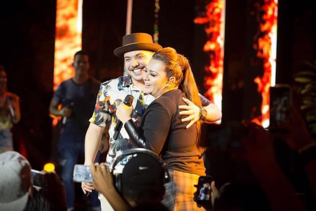 Wesley Safadão e Márcia Felipe (Foto: Ederson Lima/Divulgação)