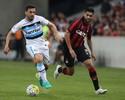 Atacante Luan busca ritmo para ajudar Atlético-PR a encerrar jejum de gols