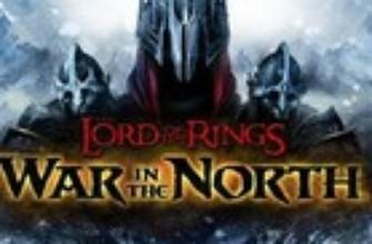 Senhor dos Anéis A Guerra do Norte