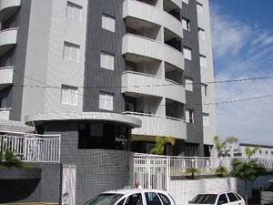 Fachada do Edifício Londron, na Zona Norte de São Paulo, onde Isabella Nardoni foi morta (Foto: Bruno Azevedo/G1)