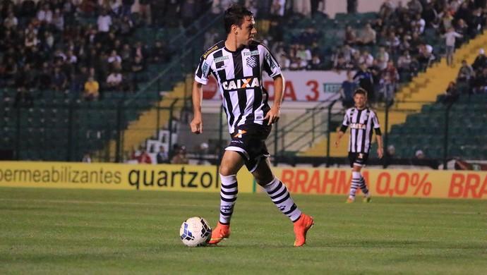 Marco Antonio Figueirense (Foto: Luiz Henrique/Figueirense)