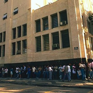 Sede do Ministério do Trabalho no Rio de Janeiro (Foto: Reprodução/Facebook)