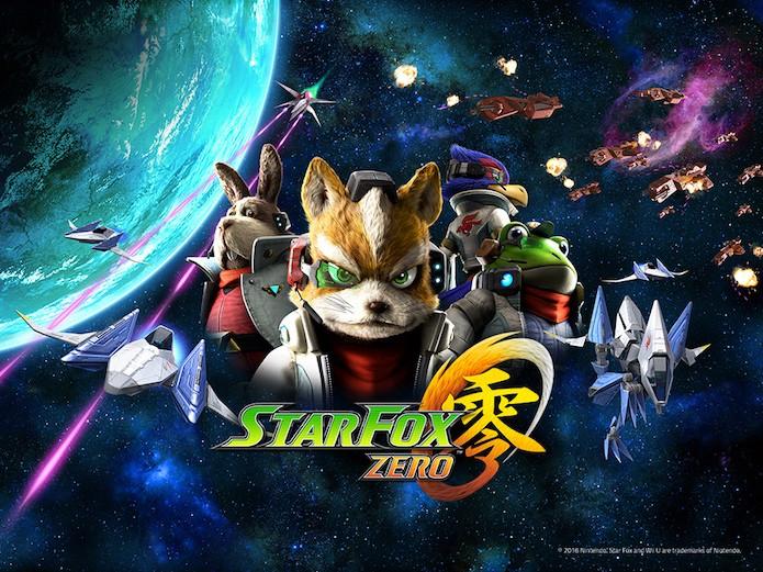 Star Fox Zero é um dos jogos mais esperados do Wii U em 2016 (Foto: Divulgação/Nintendo)