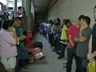 Em Belém, jovens formam longas filas em último dia de alistamento