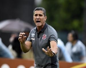 Jorginho, técnico do Vasco (Foto: André Durão)