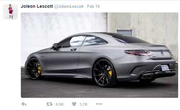 Lescott Twitter  (Foto: Reprodução/Twitter)