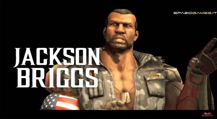 Jax está confirmado em Mortal Kombat X (Foto: Reprodução/SpazioGames)
