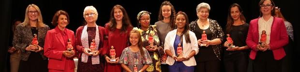 Mulheres de destaque são reveladas em prêmio Maricota (editar título)