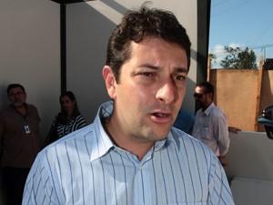 MP pediu prisão de Antonio Lins Souza Filho, prefeito de Rio Largo (AL) (Foto: Ricardo Ledo/Gazeta de Alagoas)