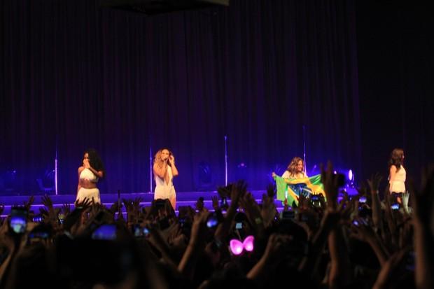 Fifth Harmony (Foto: Marcello Sá Barreto/ Ag. News)