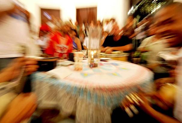 Com 12 anos, o Samba da Vela se apresenta no palco dedicado a rodas de samba (Foto: Divulgação Virada Cultural)