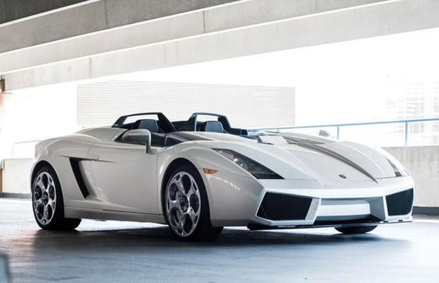 Lamborghini Concept S (Foto: Divulgação)