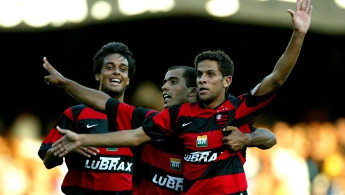 JEan Flamengo 2004 (Foto: Alexandre Cassiano / O Globo)