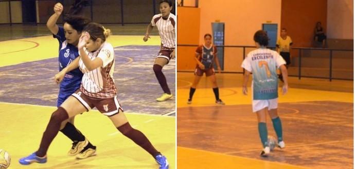 Futsal feminino Sub-20 (Foto: Nailson Wapichana)