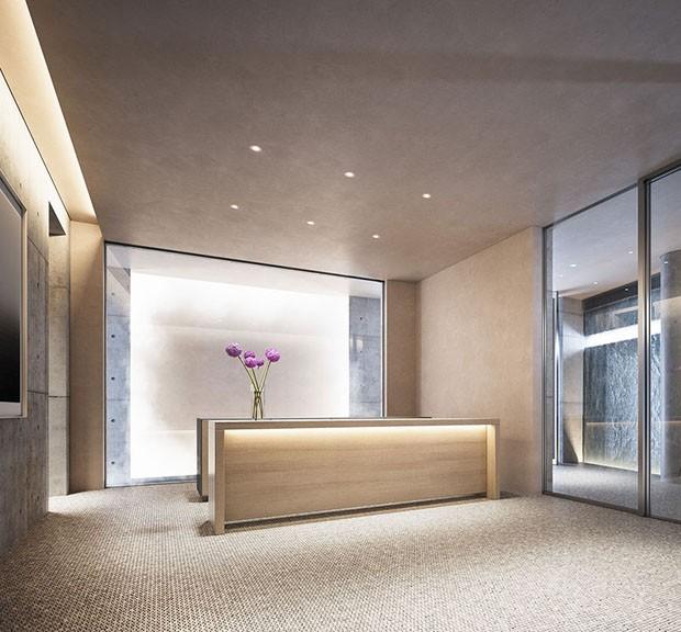 Tadao Ando assina primeiro projeto residencial fora da Ásia (Foto: Divulgação)