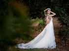 Bazar de noivas expões 600 vestidos com preço acessível no DF