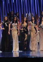 Candidatas disputam o título de Miss Brasil 2015