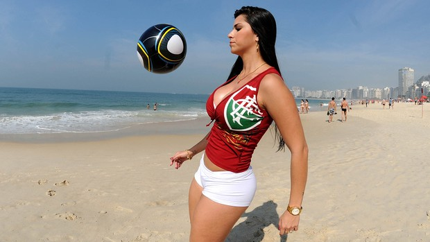 Musa do Brasileirão, Fluminense (Foto: André Durão / Globoesporte.com)