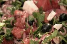 'Nigella' - Salada grega