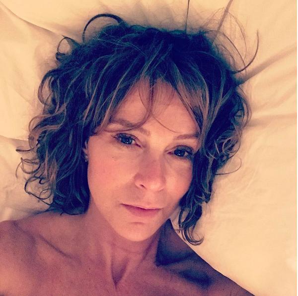 A atriz Jennifer Gray (Foto: Instagram)