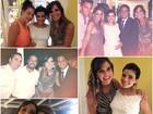 Grávida, Vanessa Giácomo aparece de noiva em postagem de promoter
