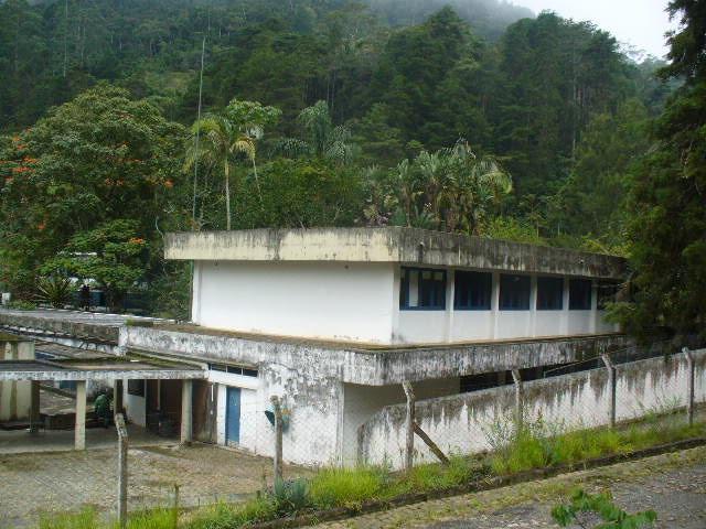 Antigo Centro de Treinamento dos Correios em Petrópolis, RJ (Foto: Divulgação)