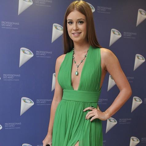 Marina Ruy Barbosa (Foto: Ramón Vasconcellos/ TV Globo)